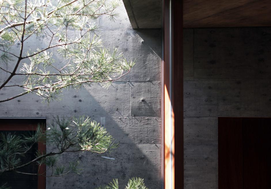 35 光洞の家