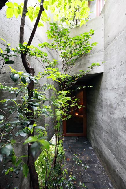 19 光洞の家