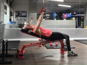 Supine exercises during pregnancy