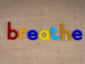 Getting your breathing right