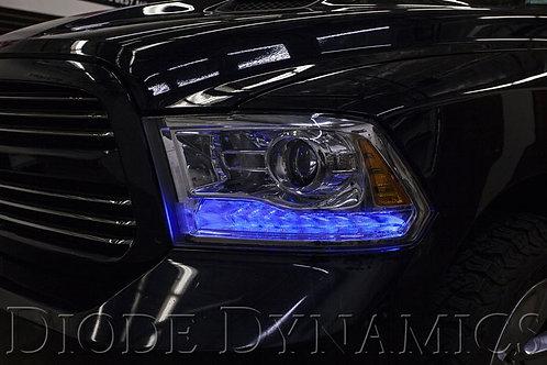 2013-2016 Dodge Ram Multicolor DRL LED Boards