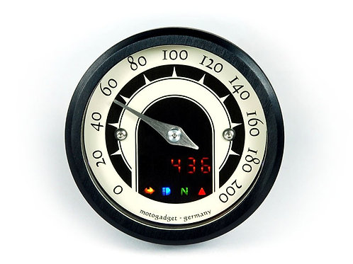 Motogadget Motoscope Tiny Speedster (MST) Black