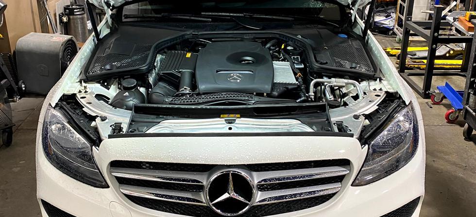 Mercedes C350