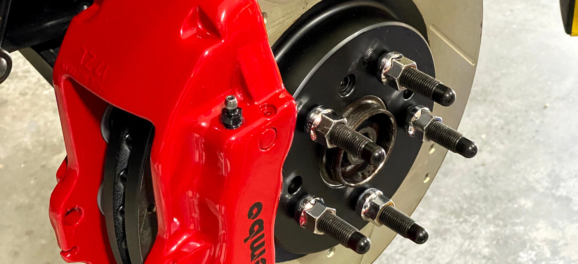 BREMBO 18Z Test-Fitting