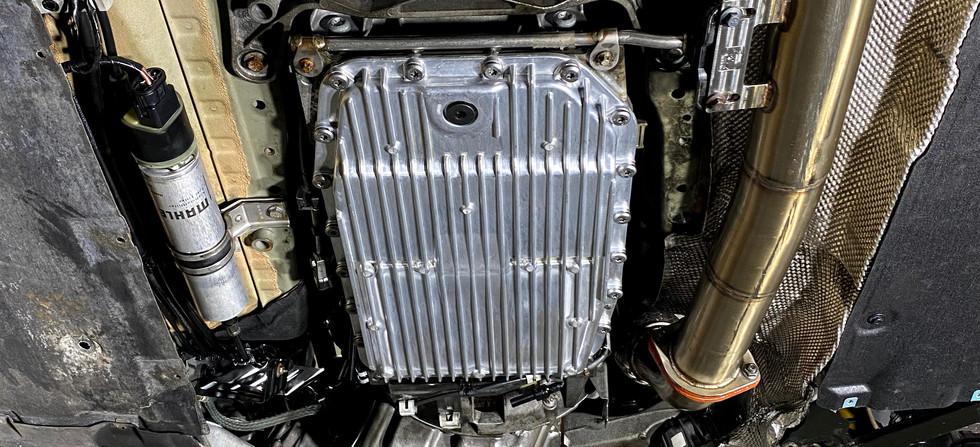 BMW 335D - M57 Disesl & ZF Transmission