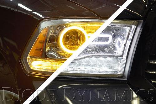 2013-2016 Dodge Ram Switchback LED Halos