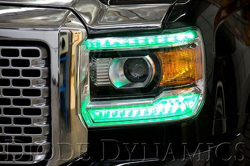 2014-2015 GMC Sierra Multicolor DRL LED Boards