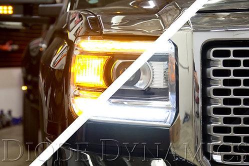 2014-2015 GMC Sierra Switchback DRL LED Boards