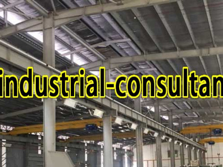 Senai Factory For Rent with Overhead Crane