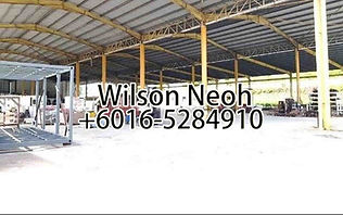 Johor Freehold Factory with Dormitory 20acres Land