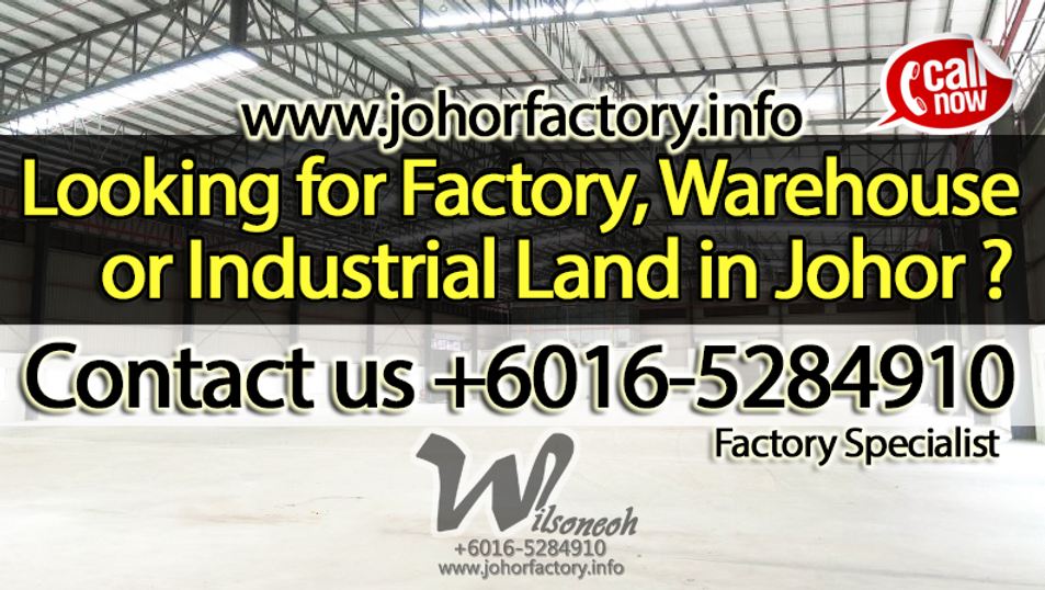 looking for factory warehouse or industr