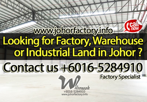 Contact Our Industrial Factory Specialist