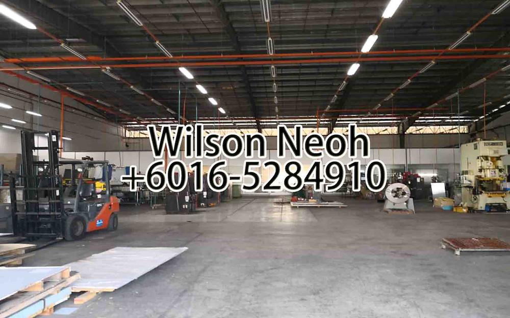 Kulai Factory For Rent 55000sqft
