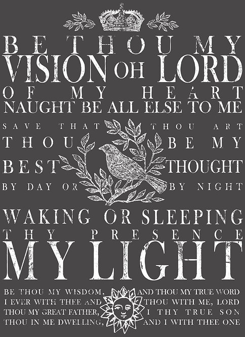 Be Thou My Vision (Small)