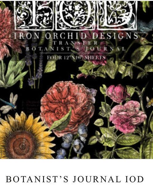IOD Botanists  Journal