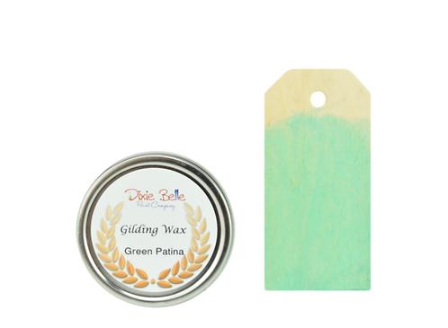 Gilding Wax Green Patina 16oz