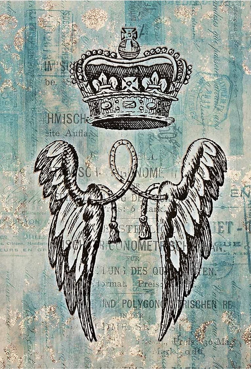 Crown and Wings XL