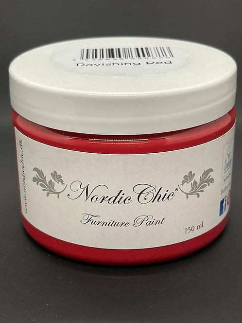 Nordic Chic  Ravishing Red