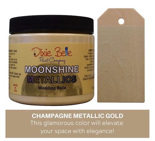 Moonshine Metallics  Wedding Belle 16oz