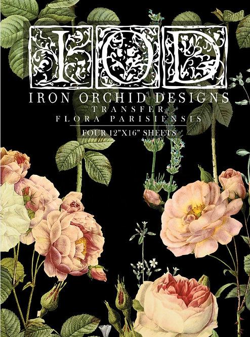 IOD Flora Parisiensis Transfer