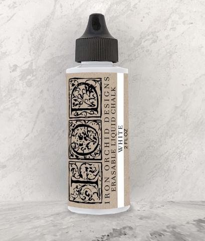 Eraseable Liquid Chalk