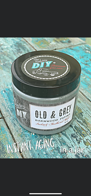 Old & Grey Liquid Patina