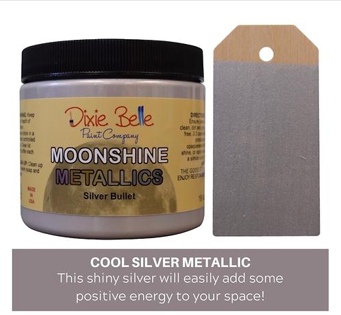Moonshine Metallics  Silver Bullet 16oz