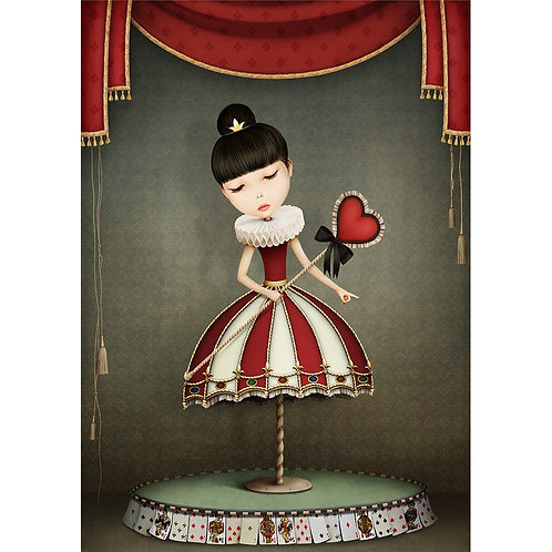 Fairy Queen 11x17