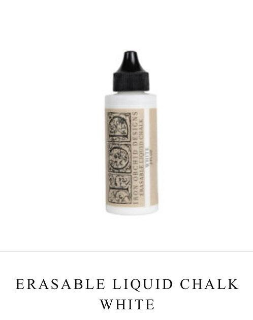 IOD erasable chalk ink white
