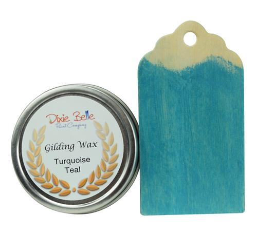 Gilding Wax  Turquoise Teal