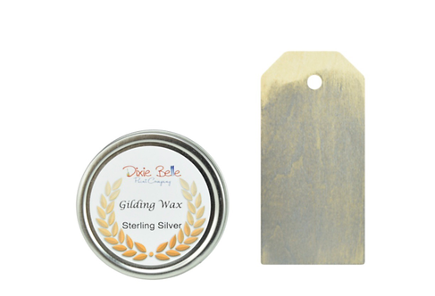Gilding Wax Sterling Silver