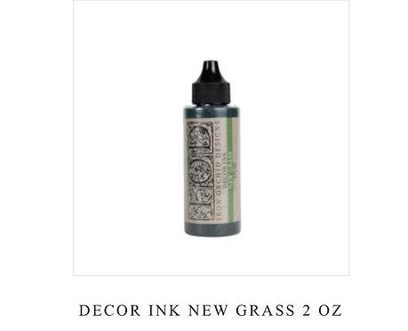 IOD decor ink New Grass