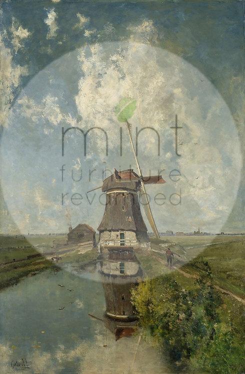 Windmill  24x33