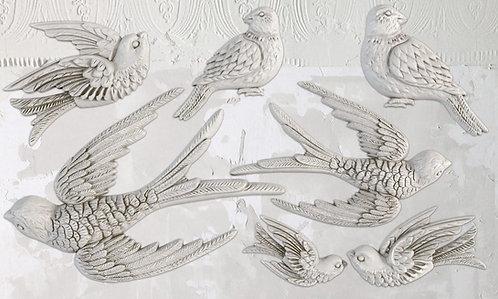 Birdsong Mould 6x10