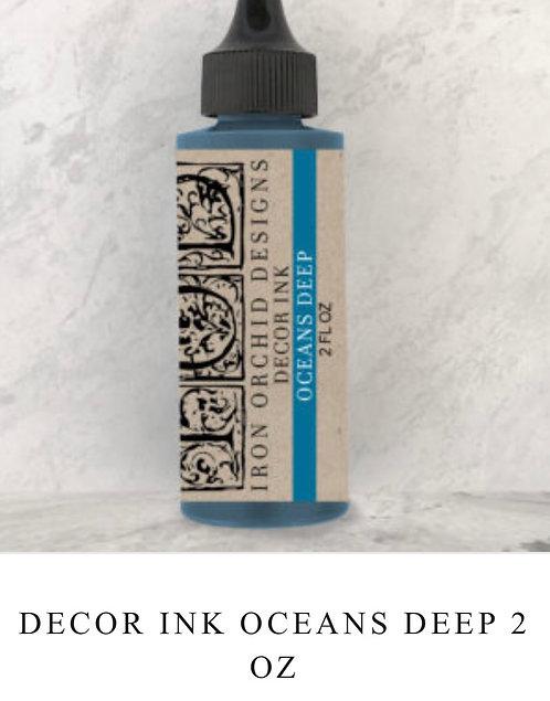 IOD decor ink Oceans Deep