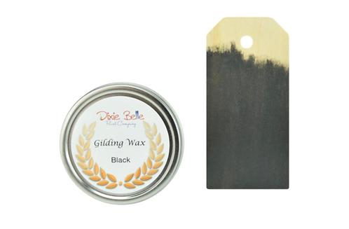 Gilding Wax Black