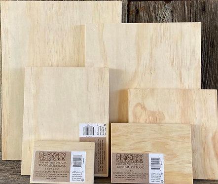 "IOD Wood Blank 8"" x 8"""
