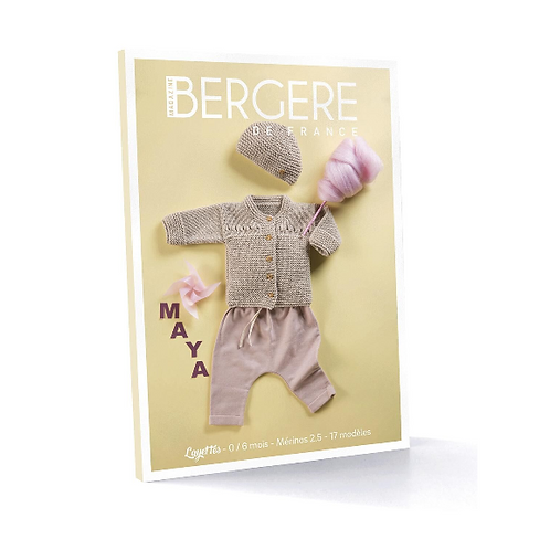 Catalogue 1 - Layettes 1 a 6 mois Merinos