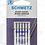 Thumbnail: Aiguilles spéciales SCHMETZ pour machine a coudre