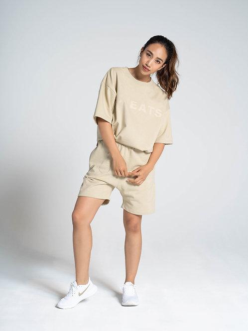 Heavy T-Shirt( Beige )