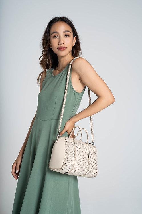Cotton Dress( Khaki )