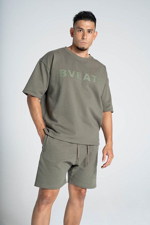 Heavy T-Shirt( Khaki )