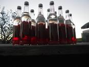 Homemade liquor