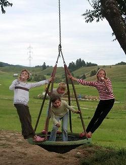 Kids Playgrounds camping sedliacky dvor