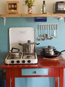 Old kitchen at Sedliacky Dvor