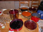 Making marmelade