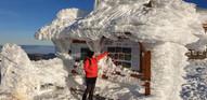 Snow at Chopok