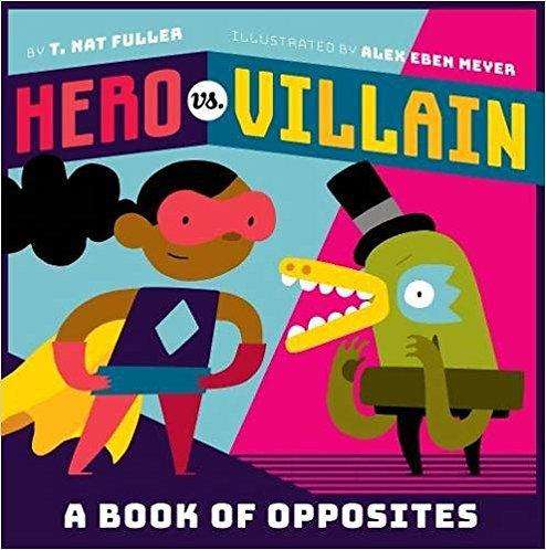Hero v. Villain