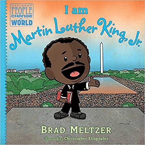 I Am Martin Luther King, Jr. (O/640L)