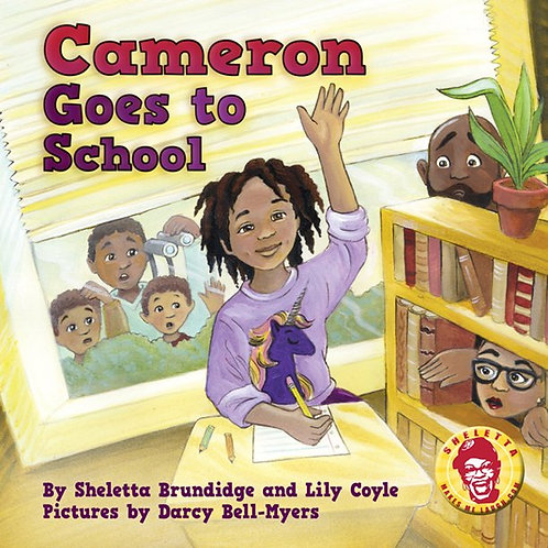Cameron Goes to School